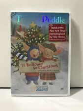 Toot & Puddle I'll Be Home for Christmas Dvd NEW