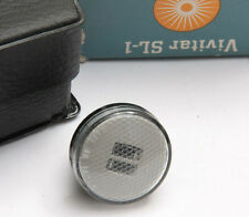 Vivitar Sl-1 Wireless Triggering Unit w/Box Instructions Case - Used Ex+ D72