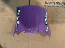 "Old School 80's Purple Troy Lee Design BMX ""Helmet Visor""  Hutch PK Ripper"