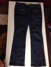 Next Denim Bootcut Jeans VGC Size 12 R.