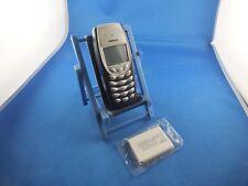 100% original Nokia 3410 negro culto móvil con batería made in Germany Black nuevo