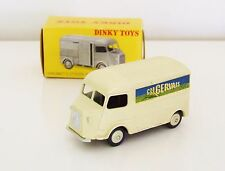 French Dinky 25 CG CITROEN CAMIONETTE 1200 KG van gervais