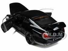 BENTLEY CONTINENTAL SUPERSPORTS BLACK 1/18 DIECAST MODEL CAR BY WELLY 18038