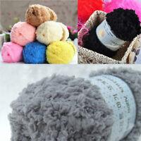 1Pcs Sirdar Snuggly Snowflake DK Soft Baby Wool 50g Knitting Yarn White
