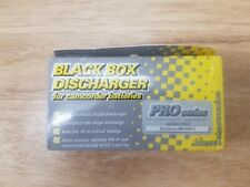 Keene Electronic Black Box Discharger Sony/Sanyo NP55/66/77 Camcorder Batteries