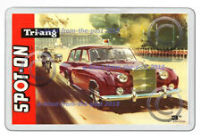 TRIANG SPOT ON (TRI-ANG SPOT-ON) DIECAST CARS 4TH COVER NEW JUMBO FRIDGE MAGNET