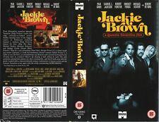 DBL SIDED SELL THRU VIDEO SLEEVE - JACKIE BROWN / QUENTIN TARANTINO