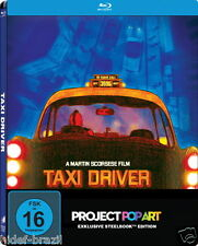 Blu-ray Taxi Driver [ SteelBook Media Markt Project Pop Art ]