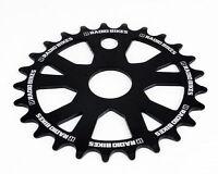 Radio Plateau 25dts VTT Vélo Chemin BMX Bicyclette Cyclisme chainring 101g Noir