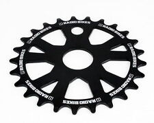 Radio Mountain BMX Bike Cycling MTB Bicycle Chainring 25t 101g Black