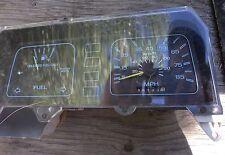1981-1983 Ford Escort Mercury Lynx >< Speedometer Assembly >< 85K