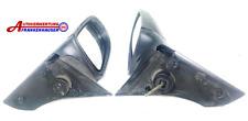 Opel Corsa B Außenspiegel rechts & links manuell Schwarz matt 008062349