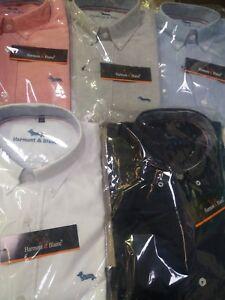 Camicia Harmont&blaine S M L XL XXL XXXL Nuove Oxford WS-20