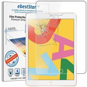 Verre trempé Apple iPad 10.2 (2019) Film Protection Ecran Vitre anti casse