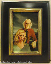 """Portrait of Carel Willink and his wife"" Sehr fein gemaltes Doppelportrait"