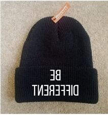 Printed Beanie BE DIFFERENT Fashion Cool Cap Knit Caps New Gift Birthday