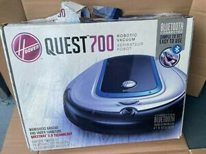 Hoover Quest 700 Bluetooth Enabled Robotic Vacuum Cleaner BH70700