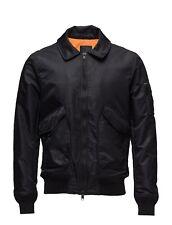 Nwt! J Lindeberg Mauer Action Nylon Jacket Size Large Black