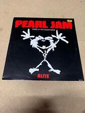 More details for pearl jam - alive uk 12
