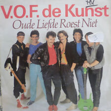 "7"" 1983 RARE ! V.O.F. DE KUNST : Oude Liefde Roest Niet"