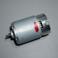 MABUCHI RS-550VC-7525/27 DC6V-12V 17600RPM High Speed Power Electric Drill Motor