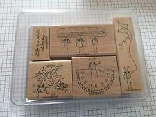 Stampin' Up! Ladybug Picnic Stamp Set
