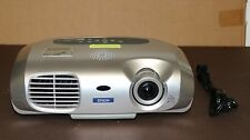 Epson Powerlite S1+ Projector 3LCD Projector.Model EMP-S1H.600 to 700 Hours