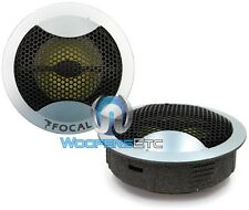 TN-53K - FOCAL TWEETERS ONE PAIR NEW POLYKEVLAR SERIES FROM 165KRX2 TN53