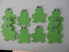 Google eye grenouilles x10 sizzix die cuts cardmaking