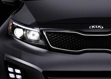 Genuine Radiator Black&Chrome Grille  (Fit: KIA Optima 2014 2015)