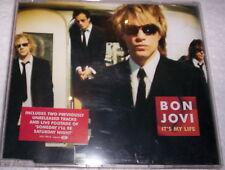 BON JOVI - IT'S MY LIFE - CD SINGLE - MAXI CD - M-CD - 2000