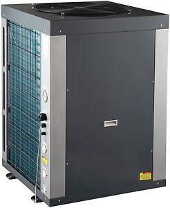 16.1 bis 27.0 KW Luft Wasser Wärmepumpe, COPELAND Kompressor! R410A! LCD-LED!