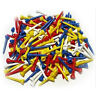 Saver Pack of 100 x 35mm Plastic golf tees *FREE P&P to UK*