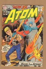 Atom #35 - 2nd Atom -1961 (Grade 2.0) Wh