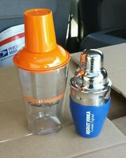 Absolut Vodka cocktail shaker set of 2