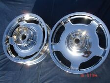 Harley Chrome AIR STRIKE Touring Road Glide FLTR Wheels 2010-2013 Exchange Only