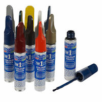 HOLTS PEUGEOT BLAZE YELLOW CPG51 CAR PAINT TOUCH UP PEN
