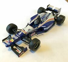 Heritage F1 Williams Renault Damon Hill FW17 (1995) Onyx 235 REPAIRED FRONT WING