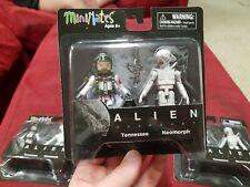 Alien Covenant Minimates Tennessee & Neomorph NEW SEALED aliens