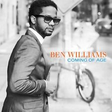 BEN WILLIAMS - COMING OF AGE  CD NEUF