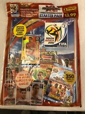 World Cup 2010 Adrenalyn XL starter Pack inc Xavi Hernandez Limited Edition