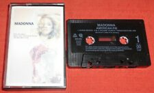 MADONNA - UK CASSETTE TAPE SINGLE - AMERICAN PIE