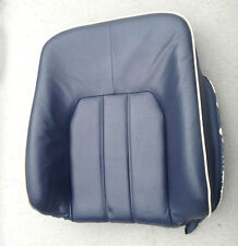Range rover L322 Genuine Front Seat Fron Cover Leather Heated WITH LUMBAR PUMP