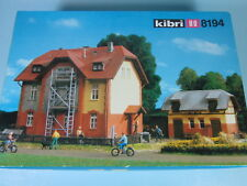 Kibri 8194 HO 1:87 Large House with Small Storage Building