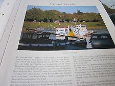 Bremen Archiv 6 Alltag 6013 Fähren in Bremen