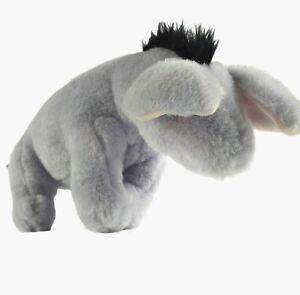 "Gund Classic Pooh Eeyore Plush 10"" Winnie the Pooh Disney Donkey Stuffed Animal"
