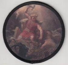 """Thor""""Aufnäher""""Patch Donar/Midgard/Nordmänner/Nordische Mythologie/Mjölnir"""
