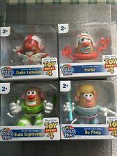 Toy Story 4 Disney Mr Potato Head Mini Figures Choisissez Votre Personnage