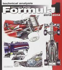 Fórmula 1 2013/2014: análisis Técnico