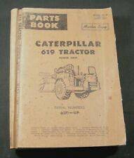 CAT Caterpillar D330 Engine Parts Manual Book 1963 catalog marine spare motor
